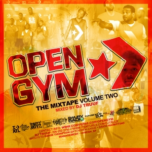 Converse Shoes Open Gym Mixtape