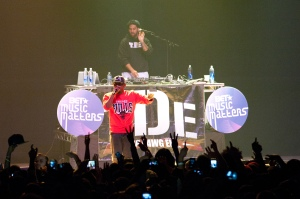 BET Music Matters event Chicago 2012