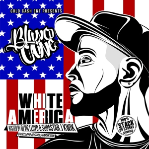 Chicago Rapper Blanco Caine announces White America in May