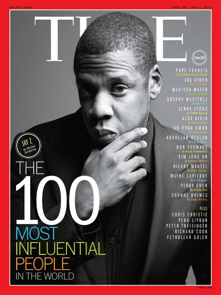 Jay-Z on Time