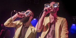 Capital Cities United Pink Floyd & Tupac For New Single 'Breathe' | @Radiodotcom | The Hype Magazine 24/7 News