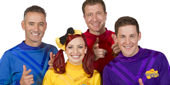 The Hype Magazine Interviews The Wiggles