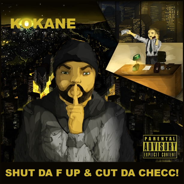 West Coast legend Kokane