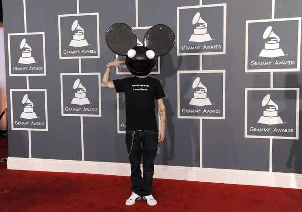 Astralwerks and deadmau5