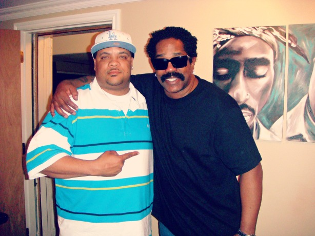 Kokane and Cameo's Larry Blackmon