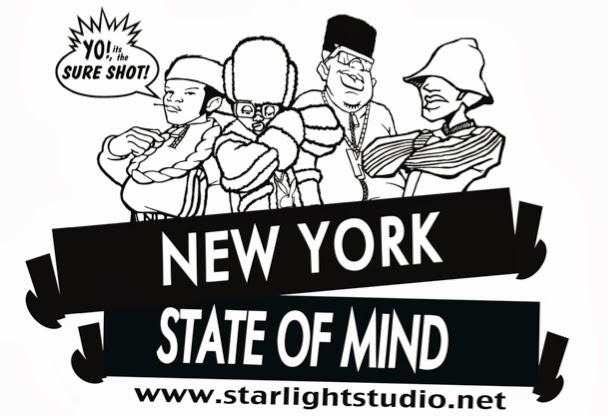 Star Light Studios - starlightstudio.net Presents It's The Sure Shot! (An animated hip-hop comedy) | The Hype Magazine 24/7 News