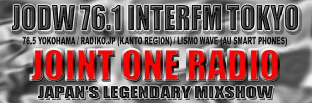 Joint One Radio on InterFM 76.1