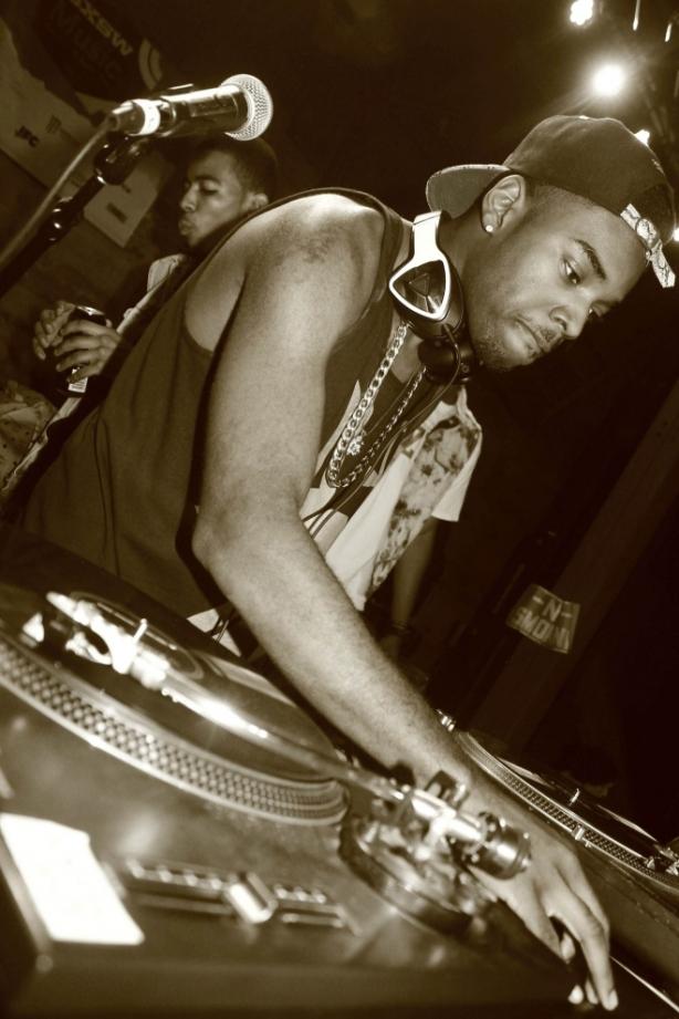 DJ A-Tron