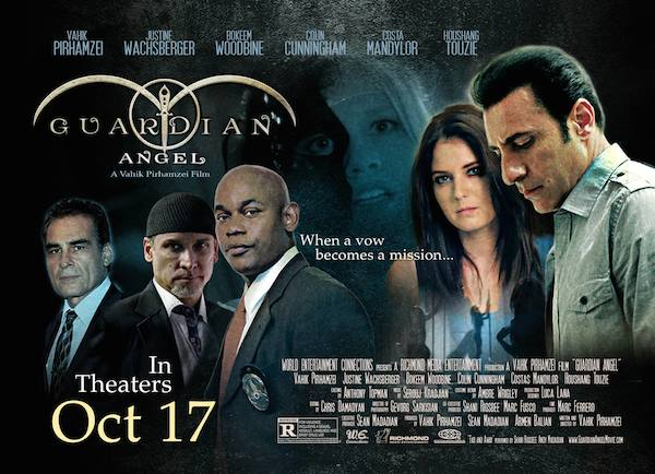 Guardian Angel opens theatrically Oct 17