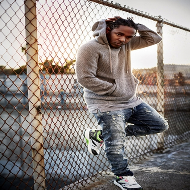 Reebok finds a new voice with Kendrick Lamar