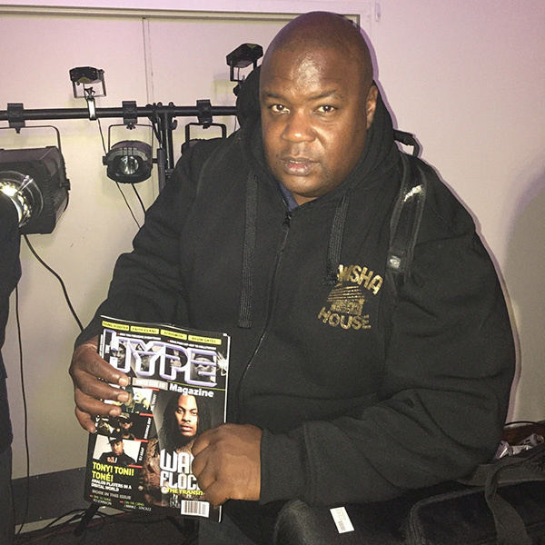 "DJ Michael ""5000"" Watts joins The Hype Magazine team"