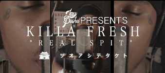 "Killa Fresh - ""Real Spit"" Video {Dir. By Jay Pusha} www.hiphopondeck.com"