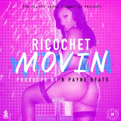 RICOCHET - MOVIN PRODUCED BY B PAYNE BEATS / www.hiphopondeck.com