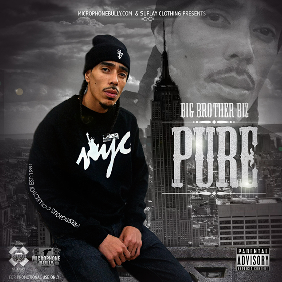 Big Brother Biz Pure Ep Artwork Front Web