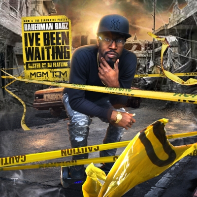 "Bakerman Bagz - ""I've Been Waiting"" Mixtape {Hosted by @TheRealFlatline} @BakermanBagz  / www.hiphopondeck.com"