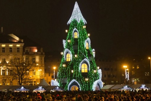 top 10 countries with the worlds biggest christmas trees the urban link - Biggest Christmas Tree