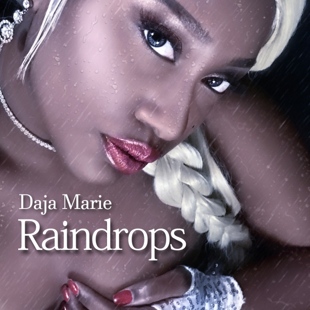 Daja Marie Raindrops cover